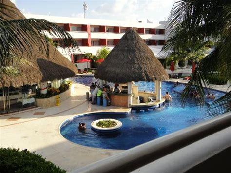 temptation resort cancun swinging quiet pool picture of temptation cancun resort cancun