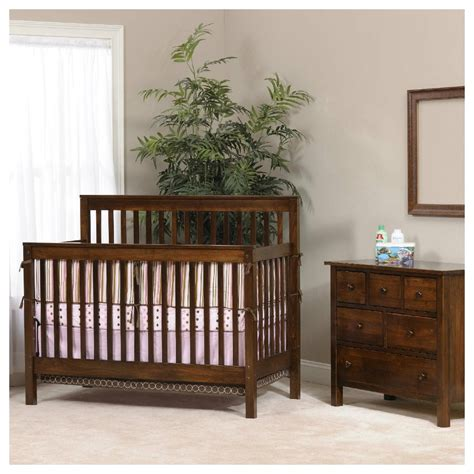 Amish Baby Cribs Lancaster Pa Amish Baby Crib