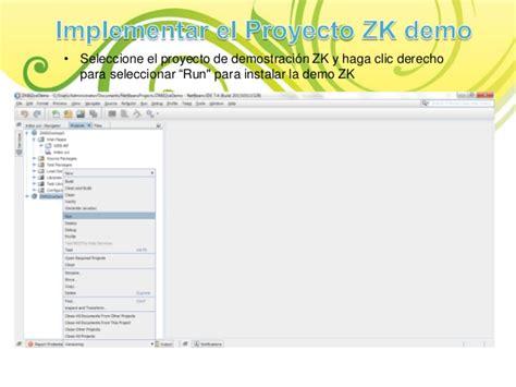 layout zk demo tema 2 implementar el demo zk