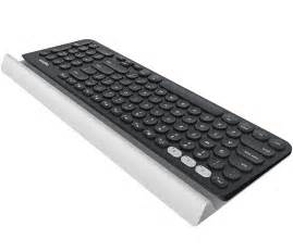 Rugged Computer Case Logitech K780 Wireless Multi Device Quiet Desktop Keyboard