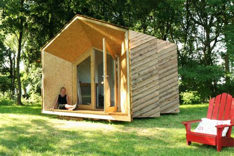 diy hermit houses tiny grid customizable living