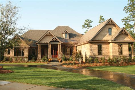 dickerson creek rustic home luxury house plans house