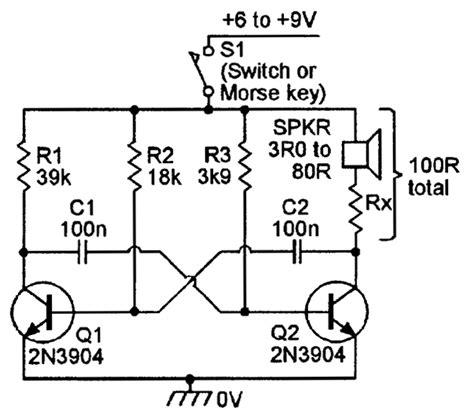 bipolar transistor oscillator circuit bipolar transistor cookbook part 8 nuts volts magazine for the electronics hobbyist