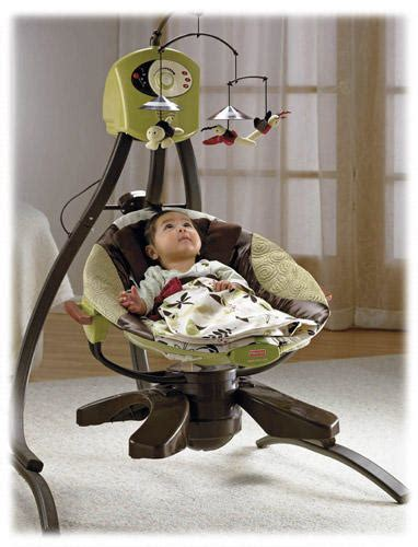 fisher price zen cradle swing zen huśtawka l8339 fisher price opinie pl