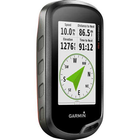 garmin oregon 750 gps unit 010 01672 20 b h photo