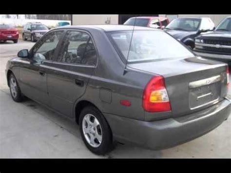 Hyundai Accent 2002 by 2002 Hyundai Accent Gl