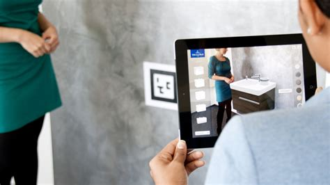 3d Kitchen Design App by Villeroy Amp Boch Augmented Reality App A New Way To