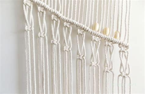 Diy Macrame - macram 233 wall hangers