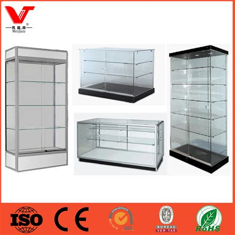 display cabinet wall mount glass display cabinets