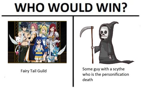 The Oc Memes - meme who would win oc fairytail