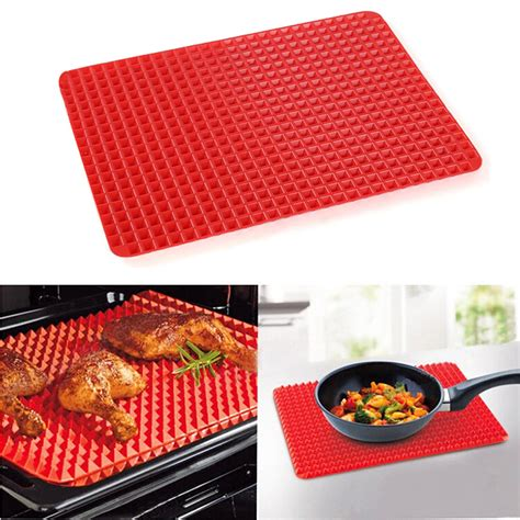 Silicone Grill Mat by Aliexpress Buy Bbq Accessories Non Stick Slip