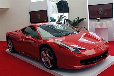 Cost Of Ferrari Ff In India by Ferrari Drives Into India