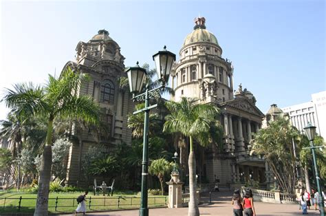 Durban city hall: a witness to history ? IT MATTERS