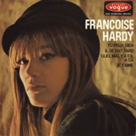 françoise hardy only friends hardy perennial record collector magazine