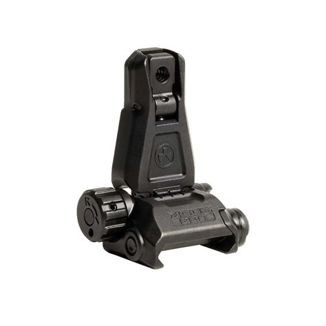 magpul mbus pro ar sight rear