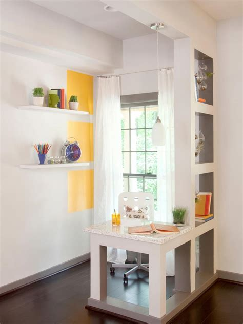 small office decorating ideas small home office ideas hgtv