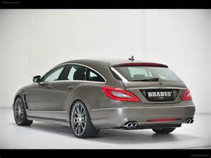 Mercedes Cls Shooting Brake Brabus Mercedes Cls Shooting Brake 2013 Car