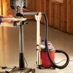 woodworking vacuum vacuum attachment for adjustable dust hose