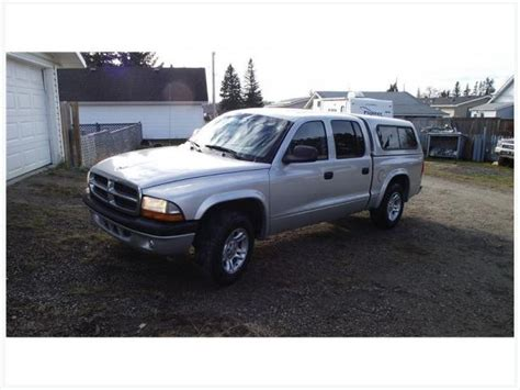 dodge dakota edmonton 2004 dodge dakota cab truck for sale other edmonton