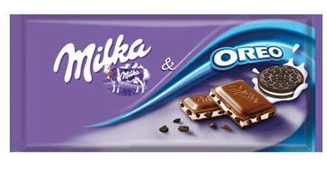 Milka Chocolate Block Oreo comidas chatarras cuantas calorias tienen los chocolates