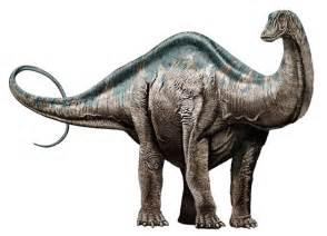 apatosaurus dinosaur stop