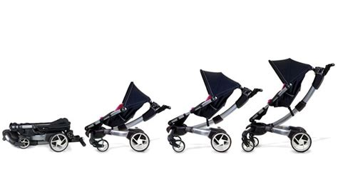 Origami Pram - 4 origami power stroller prams guide