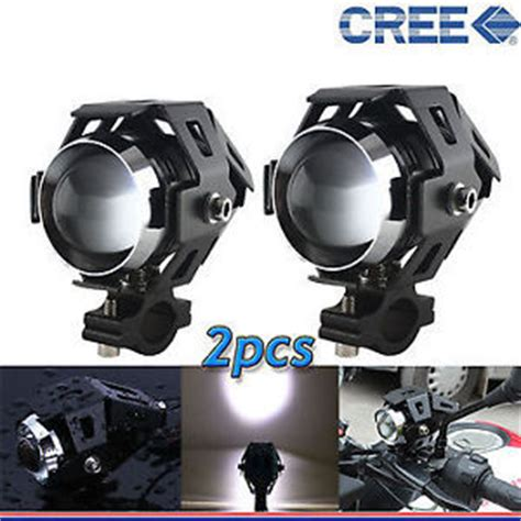 Lu Projector Pulsar 220 u5 cree led l 15w projector lens auxiliary fog light for bajaj pulsar 200 ns ebay