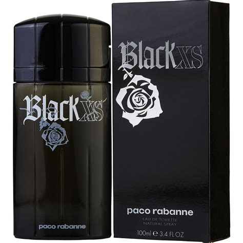 black xs parfum black xs eau de toilette for men fragrancenet com 174