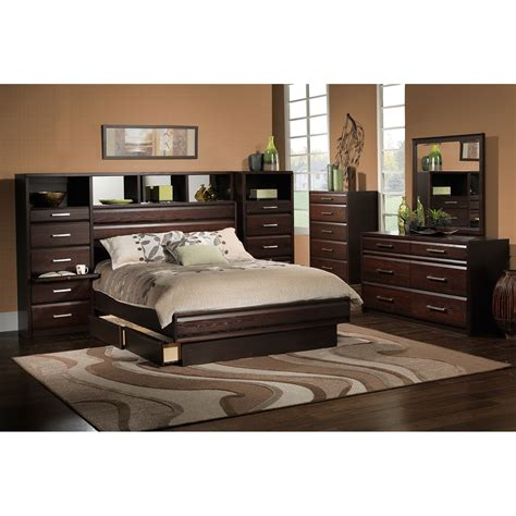 wall unit bedroom set king wall bed with storage platform walls decor