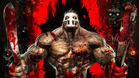 House Design Game Free Download by Rick Ready To Gore Splatterhouse Wallpaper