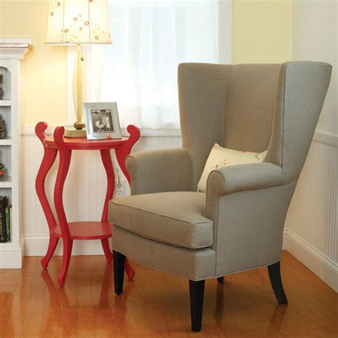 Wing Chairs For Living Room by Owen Wing Chair Traditional Living Room Other Metro