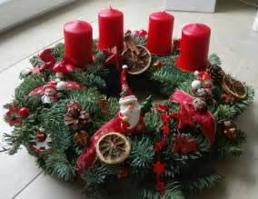 adventskranz weihnachtskranz advent dekokleine