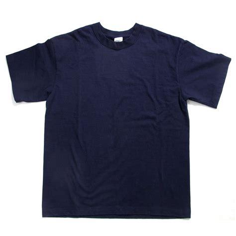Blue Shirt Navy Overall Cs0610 iht 3000 iron 7 5oz plain t shirts loopwheeled