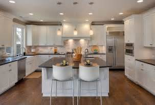 best kitchen layout with island island vs peninsula which kitchen layout serves you best