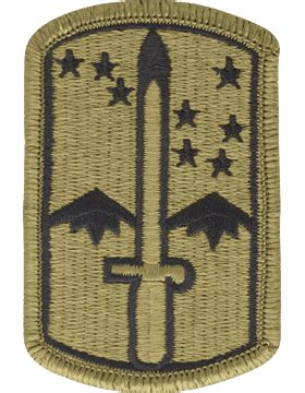 operational camouflage pattern unit patches ocp unit patch 172nd infantry brigade with fastener