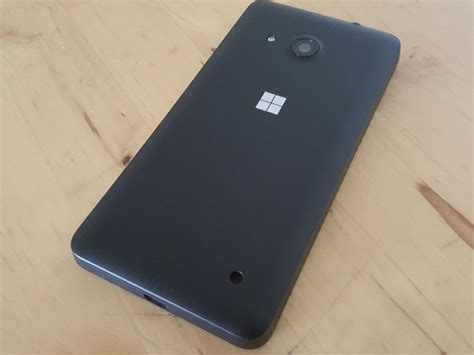 Microsoft Lumia Second on microsoft lumia 550 second impressions the best budget lumia offering to date neowin