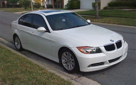 captdanno s 2006 bmw 3 series 325i sedan 4d in orlando fl