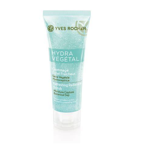 Yves Rocher 75ml yves rocher hydra v 233 g 233 tal refreshing radiance scrub 75ml