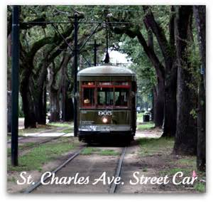 st charles car new orleans new orleans homes and neighborhoods 187 new orleans streetcars