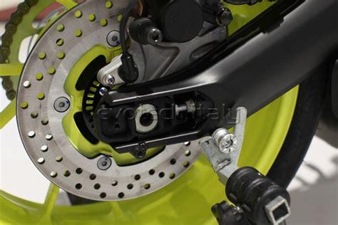 Motorradständer Yamaha Mt 09 by Evotech Paddock Stands Bobbins Yamaha Mt 09 2017