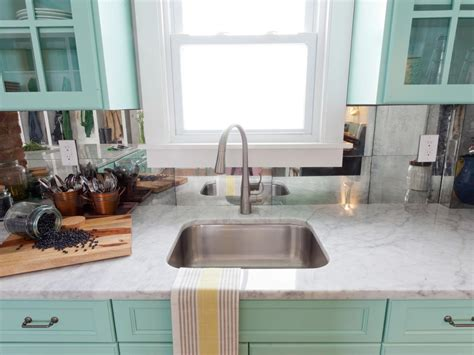 mint kitchens popular kitchen countertops pictures ideas from hgtv