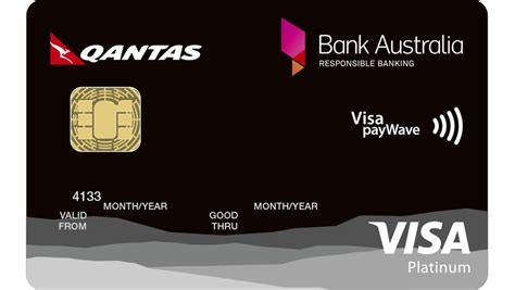 Credit Card Template Australia Bank Australia Cuts Credit Card Qantas Frequent Flyer Points Australian Business Traveller