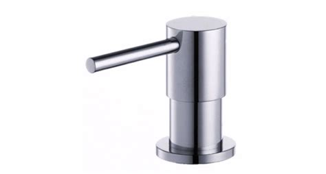 bench mounted soap dispenser new soap dispenser from accent architectural tapware