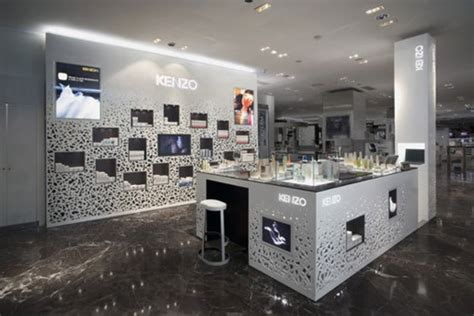 Interior Design Stores Kenzo Perfumes Store Interior Design Home Trends