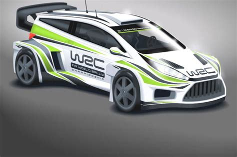 Wrc Auto by New Look For Wrc Cars In 2017 By Car Magazine