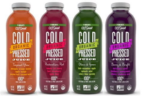 711 Detox Drinks by 7 Eleven Juices Up Vault With Usda Organic Cold