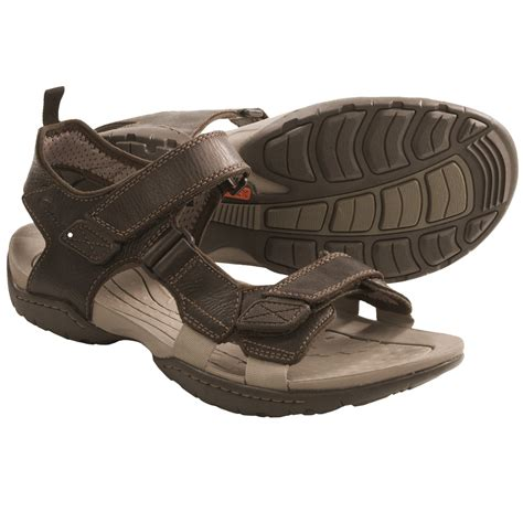 clarks sport sandals clarks vellum shore sport sandals leather for
