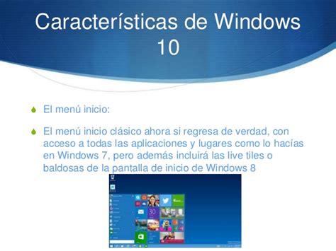 imagenes del sistema operativo windows 10 sistemas operativos windows 10