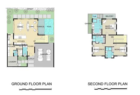 layout of house house layout design