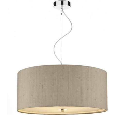 3 Light Pendant Fixture Ren1001 Taupe Ceiling Pendant Dar Renoir Small Pendant 3 Light